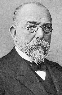 Роберт Кох - родился 11 декабря 1843 года