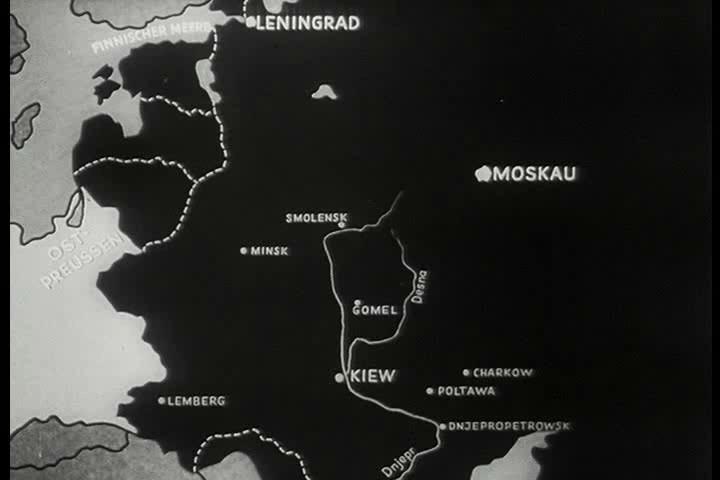 Захват Кременчуга немцами 1941 год - видео № 67
