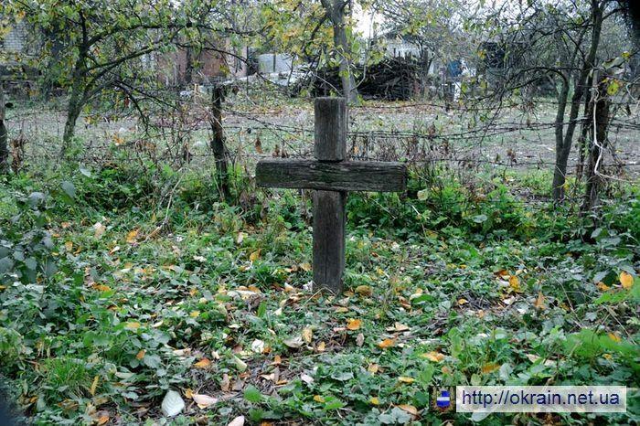 Крест на могиле «русско-польских военнопленных» в Крюкове - фото № 416