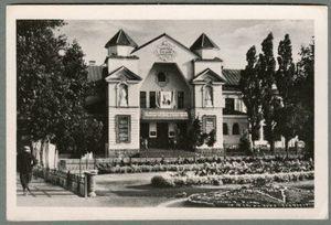 Архитектура и строительство Крюкова в послевоенный период