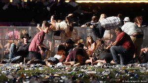 Лас Вегас - погибли более 50 человек (видео)