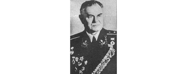 Иван Алексеевич Лебедь