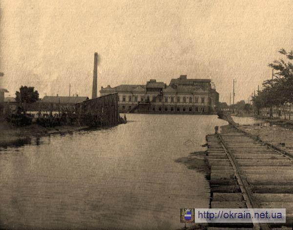 Наводнение в Кременчуге 1931 год - фото № 279