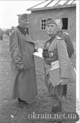 Немецкий полковник в Кременчуге Hans v. Ahlfen - фото № 115