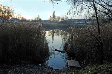 Озеро горячка
