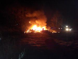 В Кременчуге разбился вертолет Ми-8 (ВИДЕО)