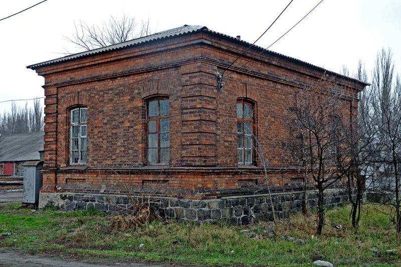Служебное здание станции Крюков-на-Днепре - фото № 211
