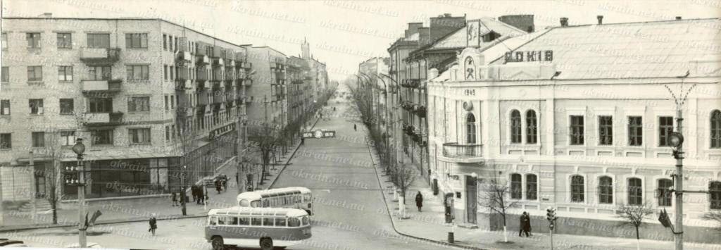 Перекрёсток улиц Ленина и Халаменюка в Кременчуге - фото № 380