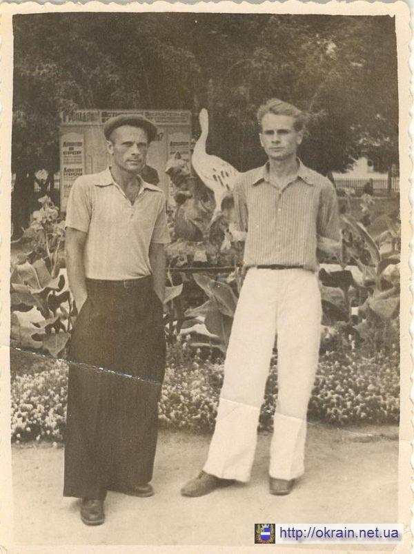 Виктор и Дмитрий Резвицовы в Кременчуге - фото № 384