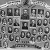 Выпуск 10 класса средней школы № 4 1956 год — фото № 219