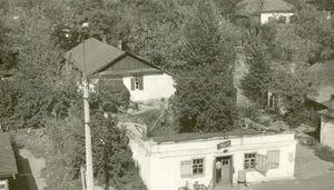 Район от электростанции до водоканала первая половина 70-х г.