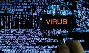 Хакерская атака в Украине - вирус Petya.A