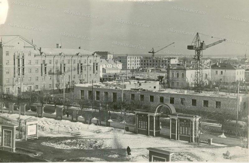 Перекрёсток улиц Ленина и Пролетарской - фото № 281