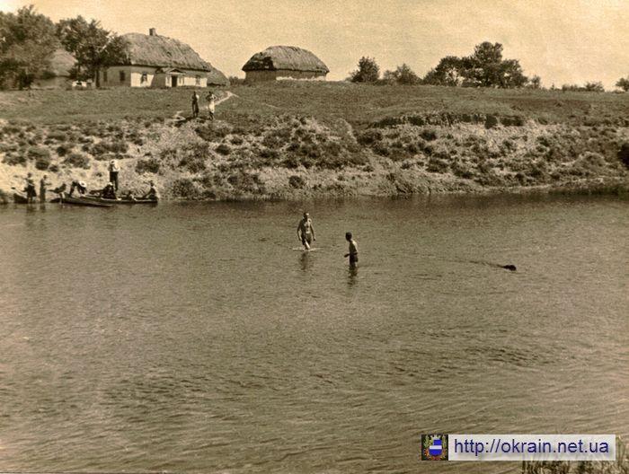 Лето на реке Псёл 1933-1935 годы - фото № 479
