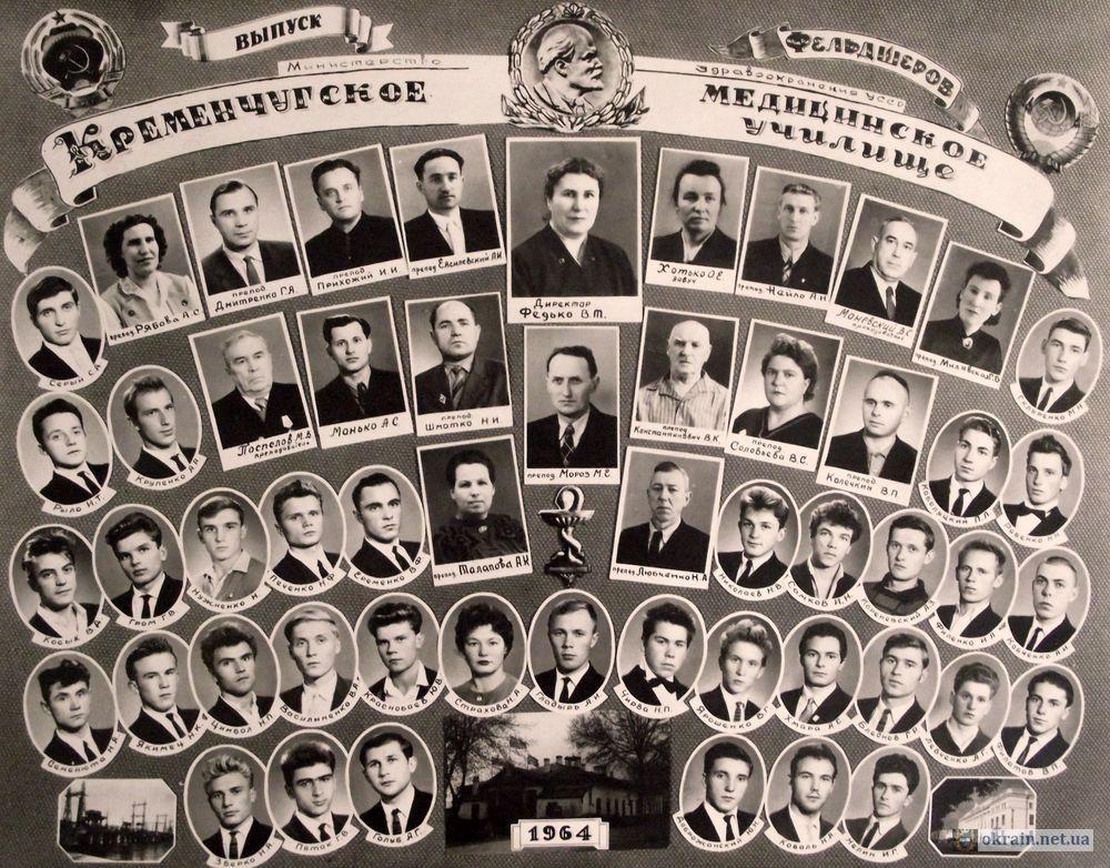 Кременчугское медицинское училище - фото 689