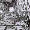 Ремонт Кременчугского моста немцами 1941 год — фото № 520