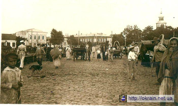 Кременчуг - Александровская базарная площадь - фото № 545