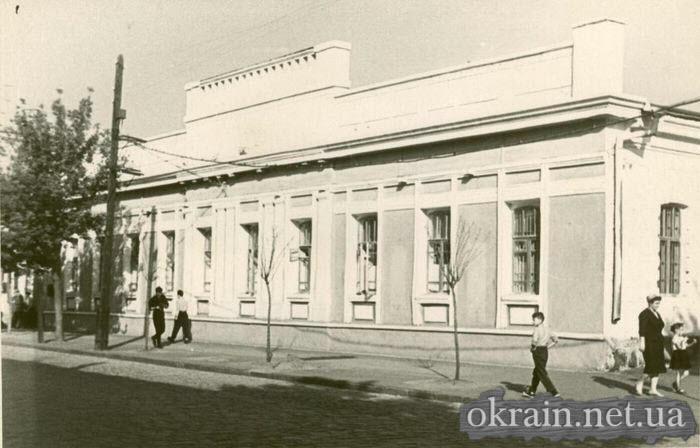 Дом Кременчугского городского Исполнительного Комитета Совета депутатов трудящихся - фото № 438