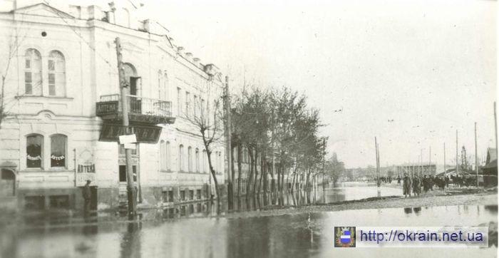 Кременчуг - Наводнение 1931 года - фото № 555
