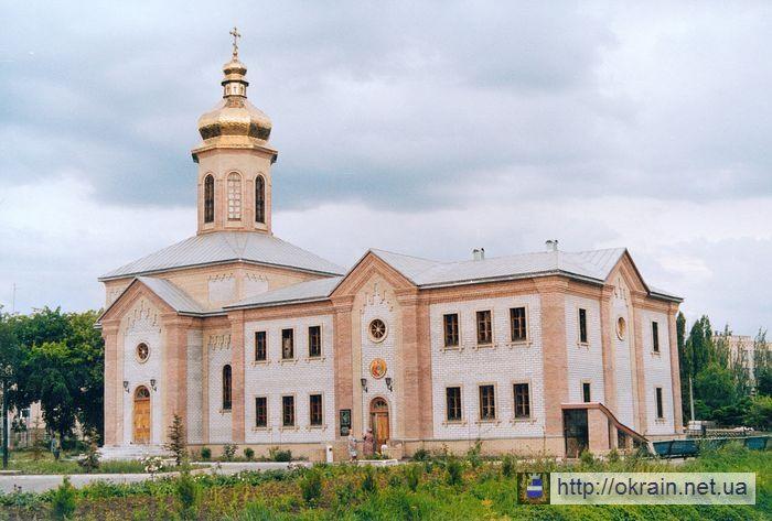 Троицкая церковь в Кременчуге - фото № 564