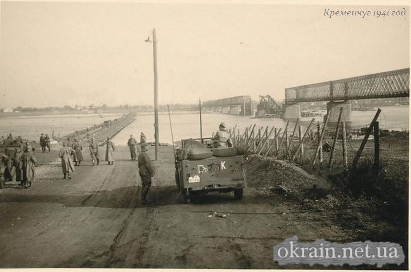 Выезд на переправу со стороны Крюкова - фото № 568