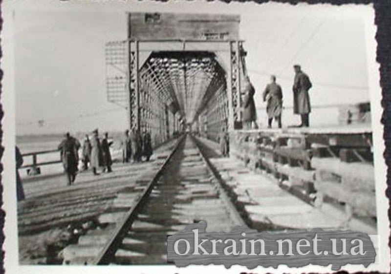 Крюковский мост 1941 год - фото 587
