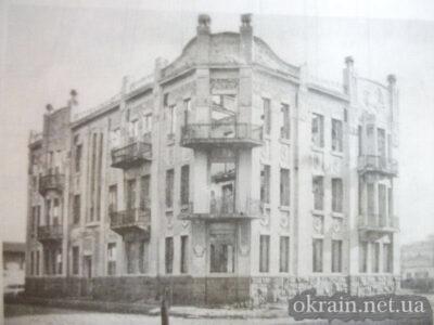 Кременчуг – Руины дома Володарской 1943 год – фото 621