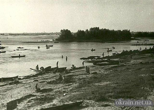 Набережная до строительства ГЭС Кременчуг фото номер 682