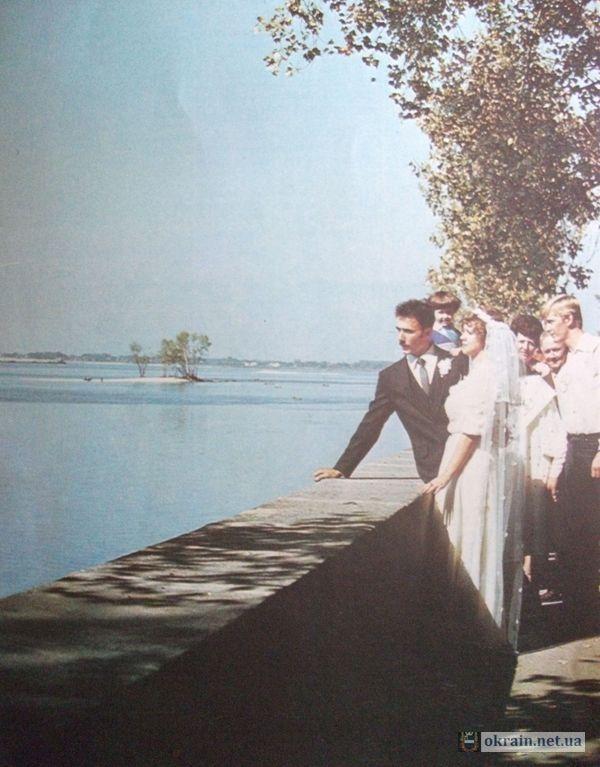 Свадьба на набережной Днепра - фото 694