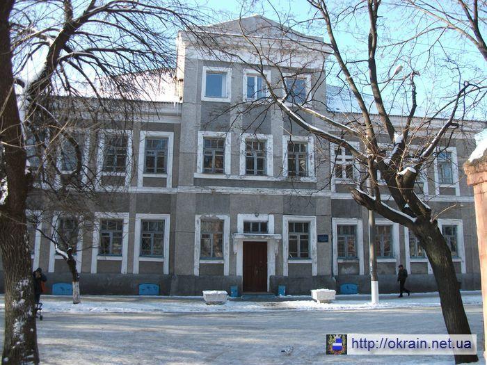 Бывшая гостиница «Пальмира» в Кременчуге - фото № 480