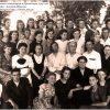 Выпуск медицинского техникума в Кременчуге. 1947 год – фото 1044