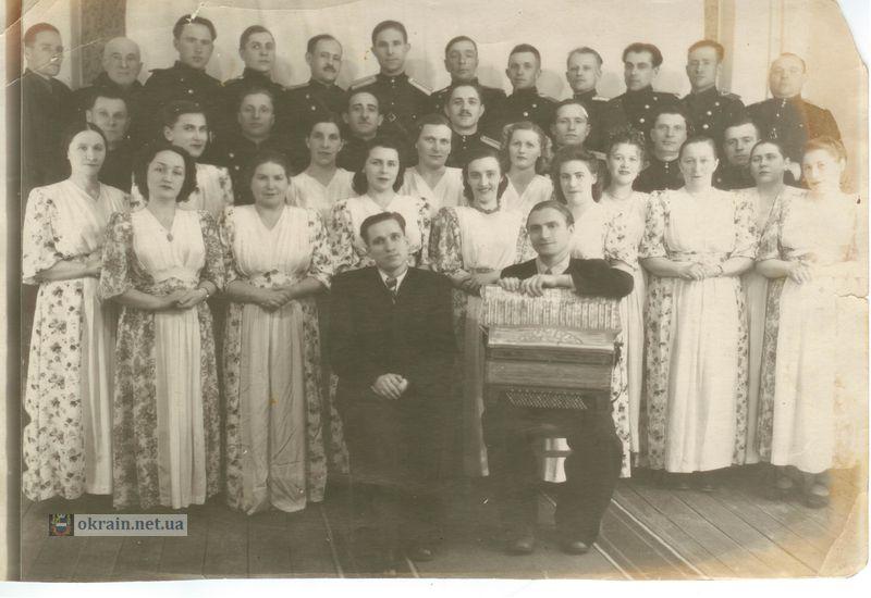 Хор Кременчугского городского отдела милиции - фото 758