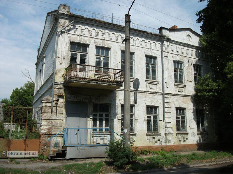 Старое здание - Ивана Мазепы 7 - фото № 791