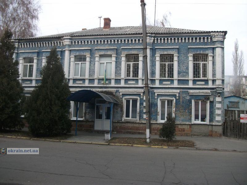 Старинное здание по ул. Цюрупы, 31 - фото 793