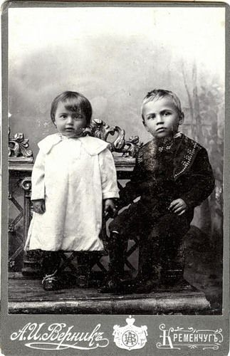 Брат и сестра, Кременчуг - фото 830