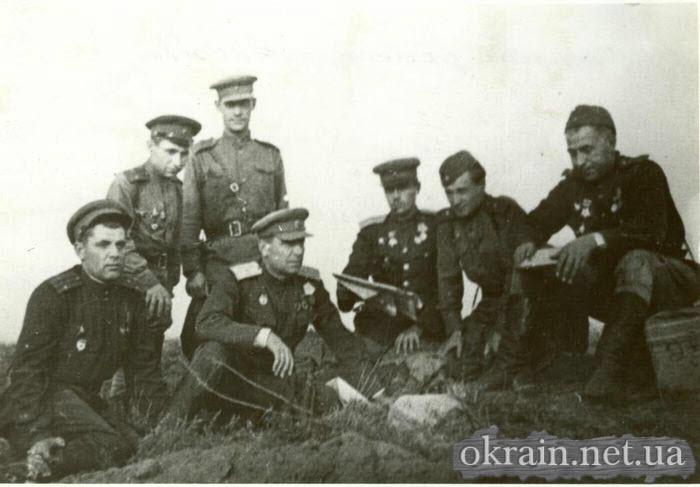 Последние указания перед наступлением на Кременчуг 28 сентября 1943 года - фото № 456