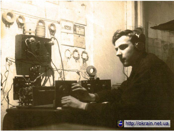 Радио кружок в Кременчуге Конец 20-х годов - фото № 455