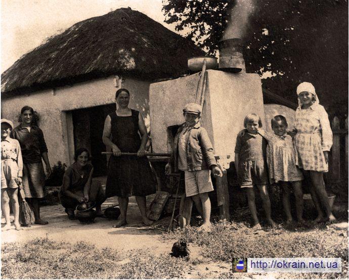 Село Запсилье - ушедшая история приготовления пищи - фото № 452