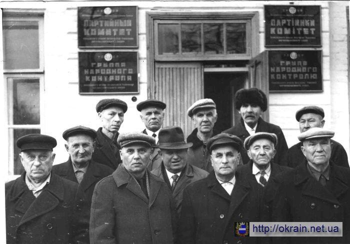 Участники народного ополчения Кременчуга - фото № 533