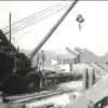 Восстановление Крюковского моста немцами, Кременчуг ноябрь 1941 года – видео 857