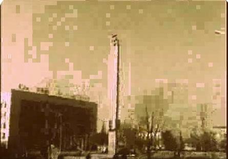 Кременчуг. 3 мая 1973 года. видео - 954