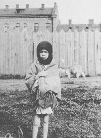 О голоде 1946-1947 годов в селе Кривуши.