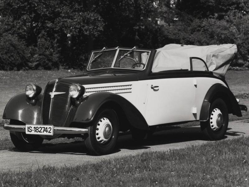 Немецкий автомобиль