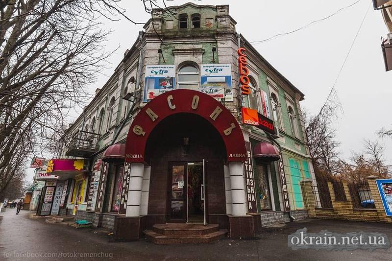 Здание - улица Пролетарская 17 - фото 1424