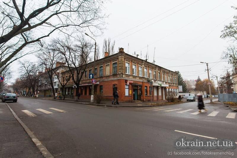 Здание в Кременчуге - улица К.Маркса 11/29 - фото 1425