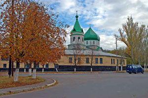 Церковь Успения Божией Матери в Крюкове