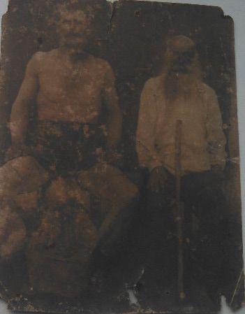 Ефим Белоус - Борец с Полтавщины