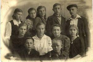Л.И. Евселевский - Воспоминания о школьных годах (1935-1941)
