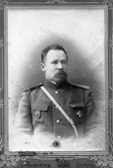 Вышенский Модест Александрович, фотограф Ю.Гамаля - фото 1509