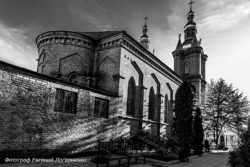 Свято-Николаевская церковь в Кременчуге - фото № 1513